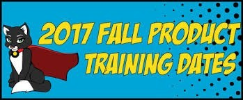 fall product training
